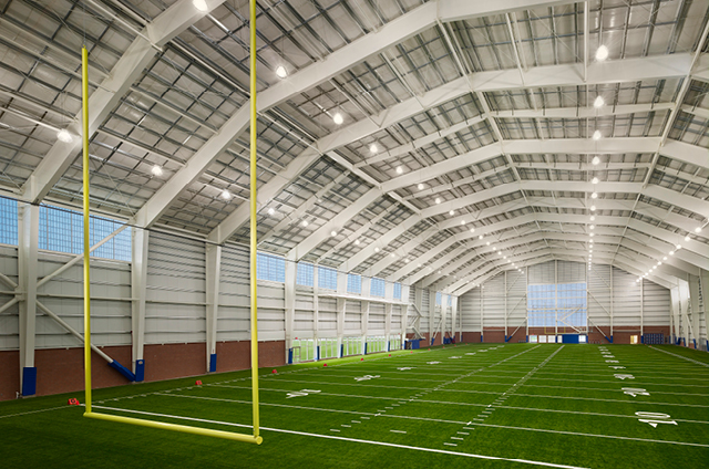New York Football Giants Headquarters And Training